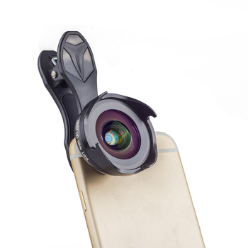 Apexel  16MM Wide Angle Mobile Phone Camera Lens 0.6x Wide Angle 10x Macro Lens for iPhone Samsung Xiaomi LG Huawei Nokia