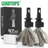 Led H4 Car Headlights Car Led Light Bulbs H4 HB2 9004 9007 H13 Hi Lo Automobiles