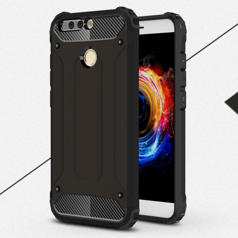 Cover for Huawei Honor 8 Pro & Honor V9 Shell Fundas Guard PC + TPU Hybrid Case for Huawei Honor 8 Pro Mobile Phone Bag Fundas ...