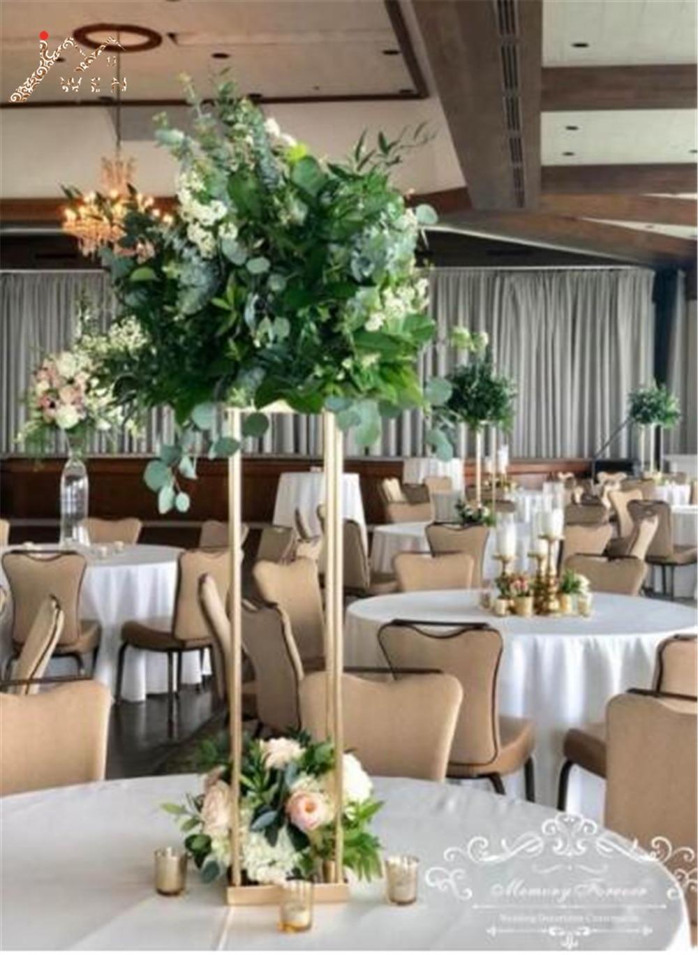 "32 Flower Toe Nail Designs: Aliexpress.com : Buy 32"" Flower Vase Gold Column Stand"