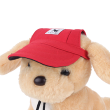 Pet Cap Dog Baseball Cap Summer Canvas Puppy Small Pet Dog Cat Visor Hat Outdoor for Small Medium Dogs 10 colors available unconventional available feed resource utilization for small ruminants
