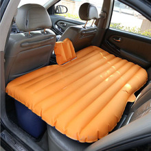 Car Inflatable Seat Travel bed camping inflatable sofa rear row seat Outdoor Camping Mat Cushion