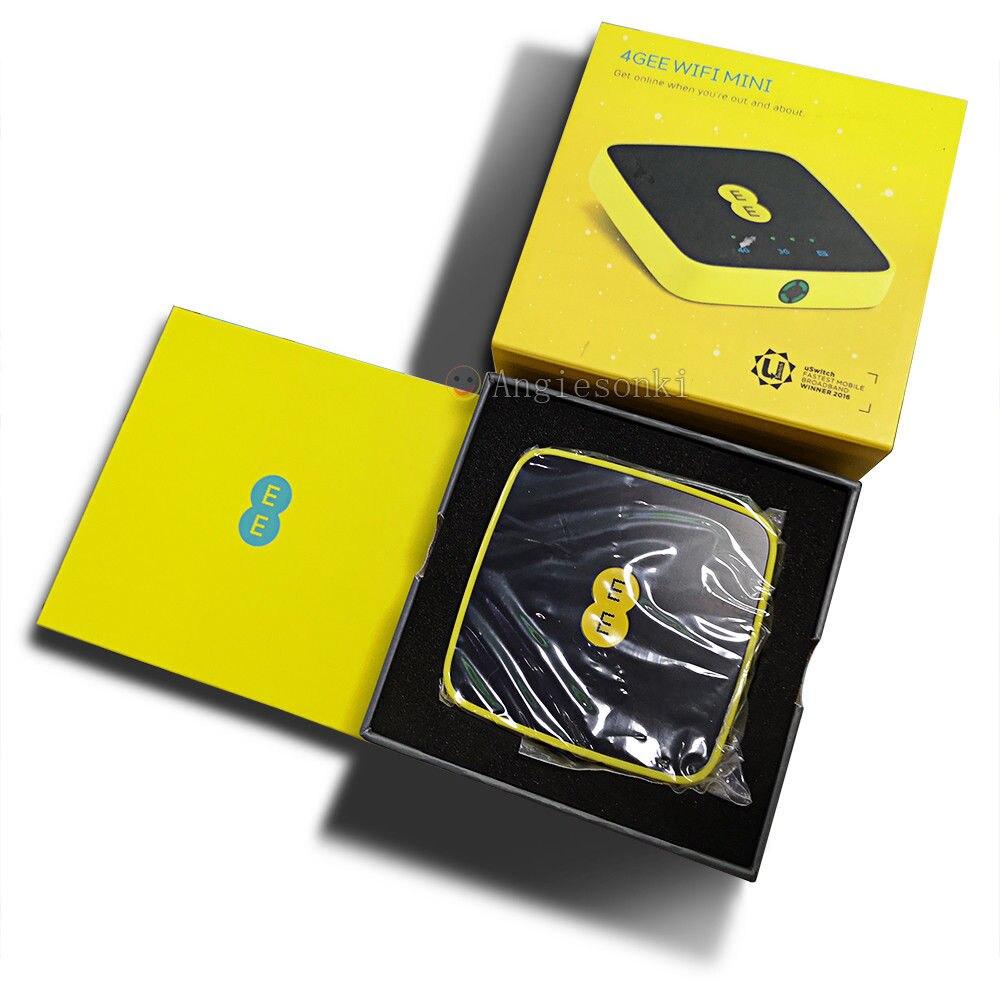 Débloqué ALCATEL EE40VB 3G 4G LTE HAUT DÉBIT MOBILE MIFI 4G EE WiFi Mini ROUTEUR LTE 800/1800/2600 MHz