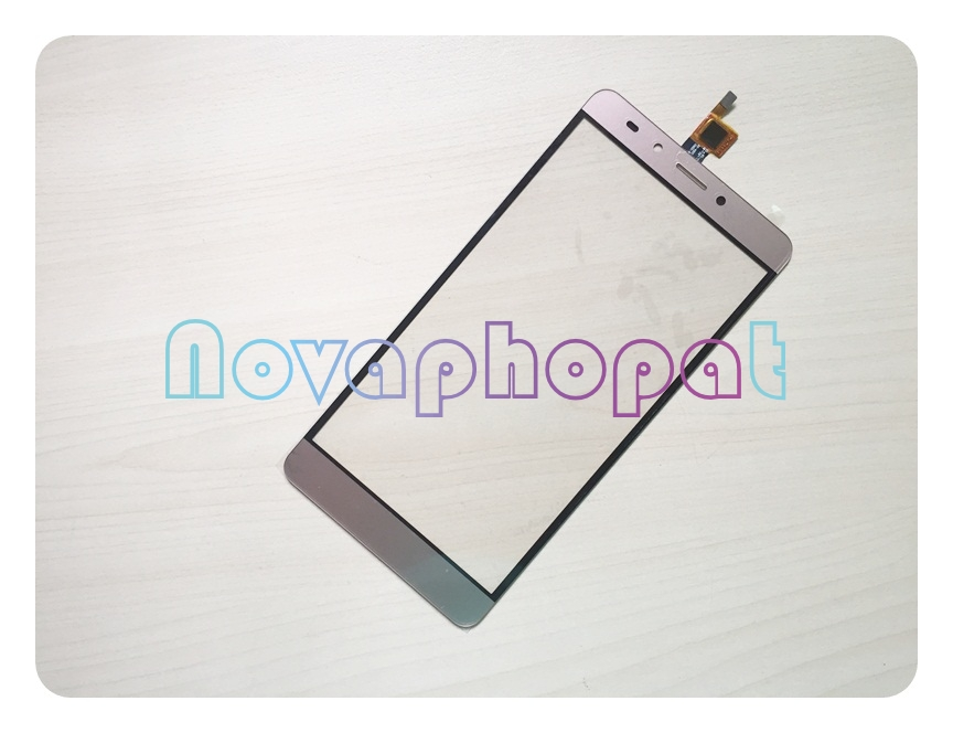 Image 3 - Novaphopat Golden Touchscreen For Infinix Note 3 X601 Touch Screen Digitizer Sensor Touch Panel Glass Screen Replacement-in Mobile Phone Touch Panel from Cellphones & Telecommunications