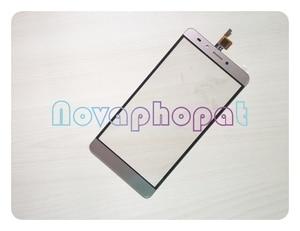 Image 3 - Novaphopat Golden Touchscreen For Infinix Note 3 X601 Touch Screen Digitizer Sensor Touch Panel Glass Screen Replacement