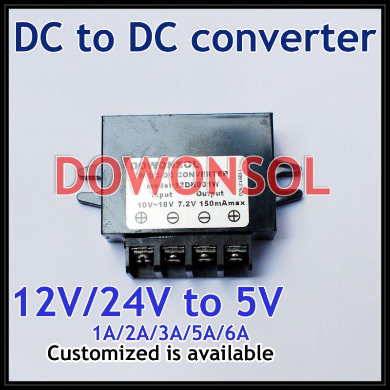 12V-dən 5V 3A 15W-lıq avtomobil LED gücünün tədarükü DC buxar - İşıqlandırma aksesuarları - Fotoqrafiya 4