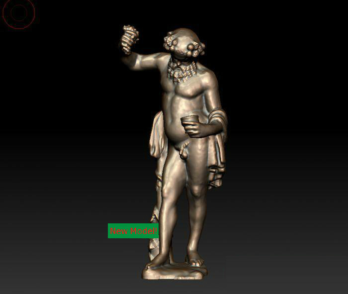 3D model stl format for cnc machine Silenus martyrs faith hope and love and their mother sophia 3d model relief figure stl format religion for cnc in stl file format