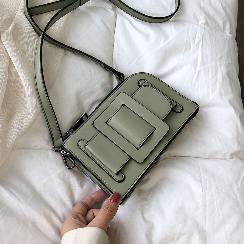 Bags for Women 2019 Fashion New Quality PU Leather Lady bag Female Shoulder Messenger Bag Belt Design Travel Crossbody bagsBags for Women 2019 Fashion New Quality PU Leather Lady bag Female Shoulder Messenger Bag Belt Design Travel Crossbody bags