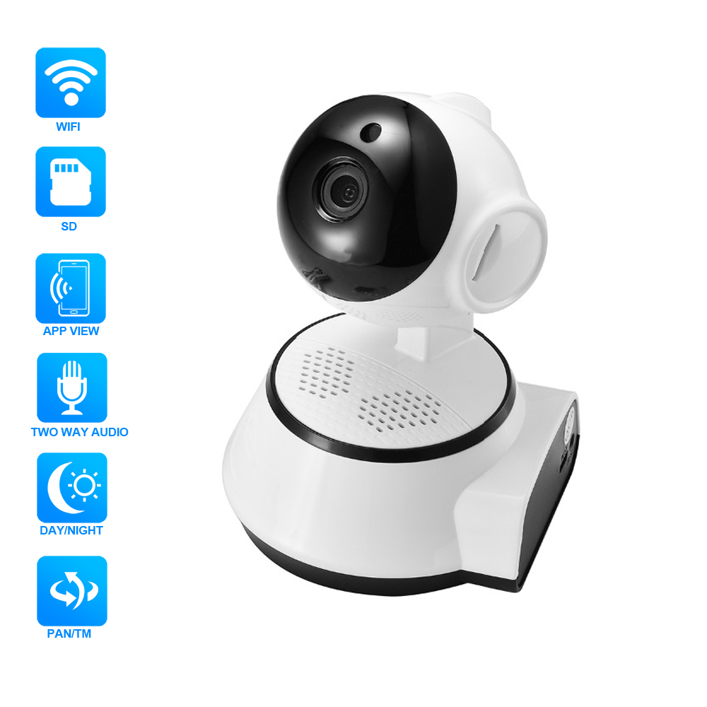 Hamrolte Baby Monitor 720P Wifi IP Camera  Nightvision Two Way Audio Motion Detection ICsee  Remote Access Home Security CameraHamrolte Baby Monitor 720P Wifi IP Camera  Nightvision Two Way Audio Motion Detection ICsee  Remote Access Home Security Camera