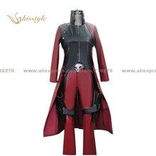 Kisstyle Мода Devil May Cry Nero форма COS Костюмы Косплэй костюм, индивидуальные принимаются