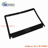 Free Shipping New Laptop For Dell For Inspiron 14R N4020 N4030 Black LCD Front Bezel GD89V