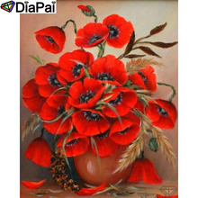 DIAPAI 5D DIY Diamond Painting 100% Full Square/Round Drill Flower landscape Diamond Embroidery Cross Stitch 3D Decor A22093 diapai 100% full square round drill 5d diy diamond painting flower landscape diamond embroidery cross stitch 3d decor a21095