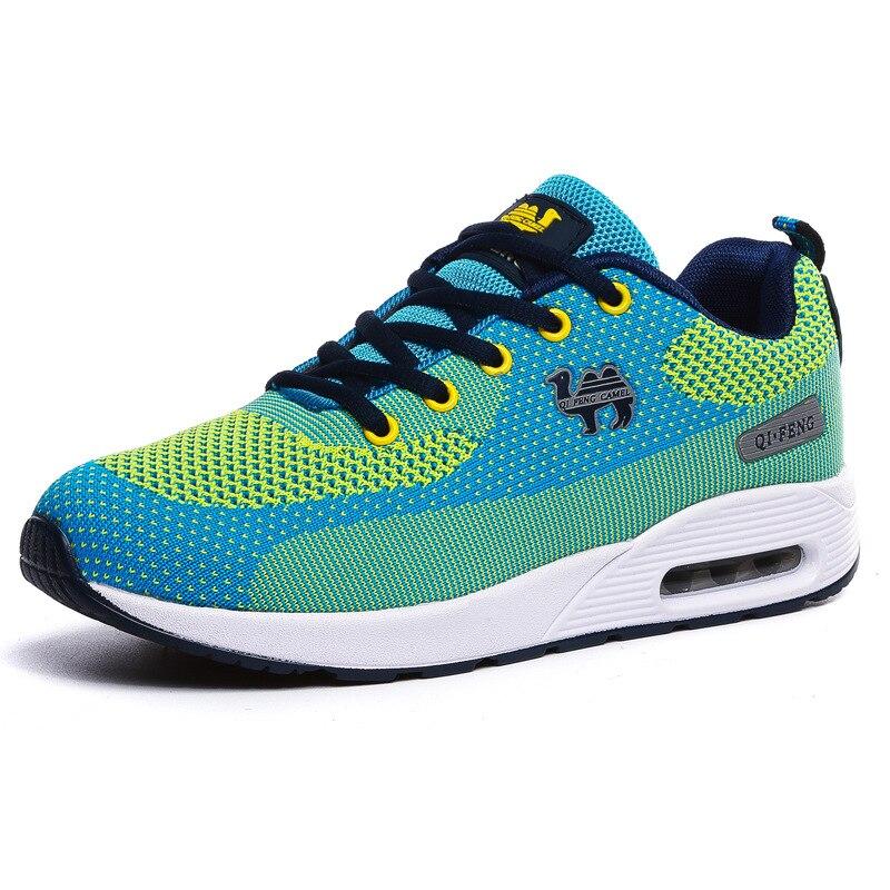 Air Sole augmenté coussin chaussures de course en plein Air femmes respirant maille Air respirant chaussures de course pour femmes baskets Sport