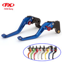 3D Rhombus CNC Aluminum Adjustable Motorcycle Brake CLutch Levers Advailable Adjustable For Bajaj Pulsar 200 NS All Years