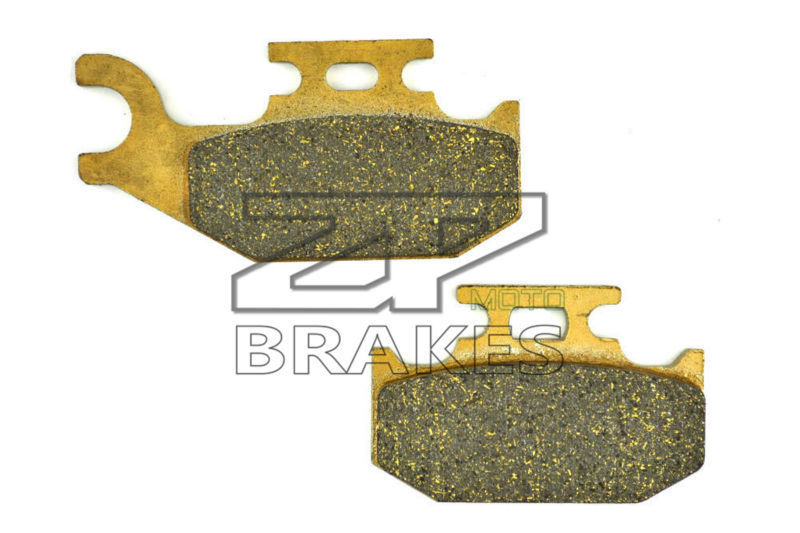 Nºmotorcycle Organic Brake Pads For Bombardier Traxter Footshift