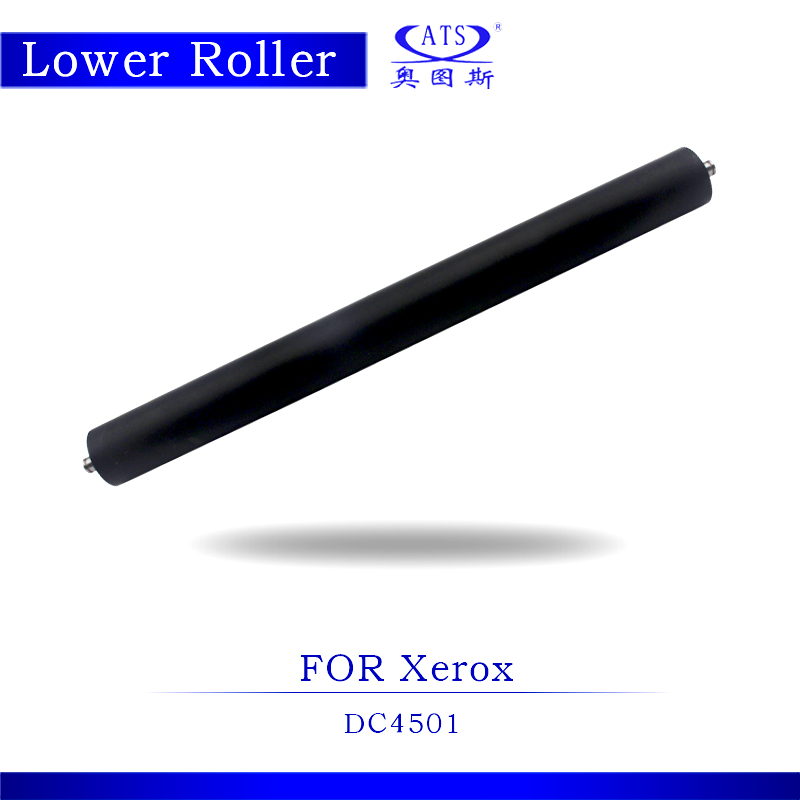 High Quality Photocopy Machine Lower Roller Fuser Roller For Xerox DC 4501 Pressure Roller Copier Parts DC4501 dzlm000112 dp2310 dp2330 dp3010 dp3030 dp2000 dp2500 dp3000 dp8025 dp8032 copier lower roller bearing for panasonic