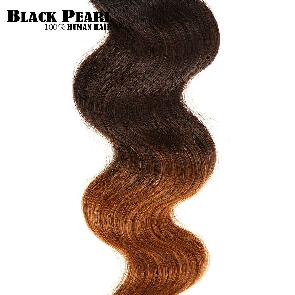 134 pces ombre cabelo brasileiro onda do