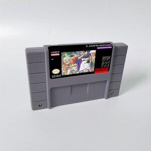 Image 3 - Dragon Quest I & II ou Dragon Quest III V VI Dragon View carte de jeu RPG Version américaine économie de batterie en langue anglaise