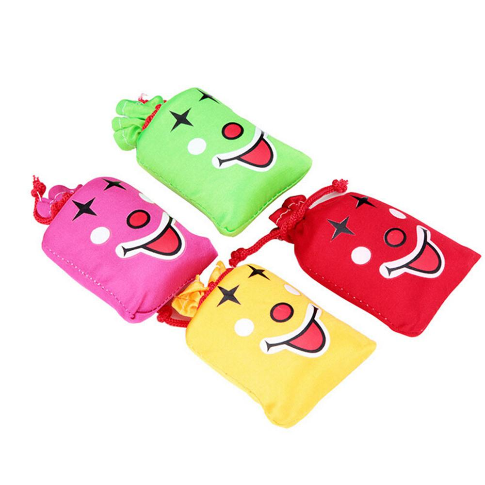 Silk+Electronic Haha Laughing Bag Laugh Bag Release Stress Christmas Cheering Special Gifts Novelty Funny