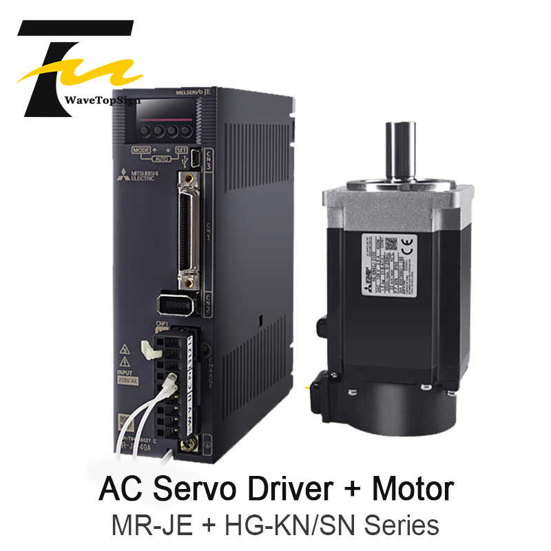 Mitsubishi Ac Servo Driver Amplifier Mr Je 10a 20a 40a 70a