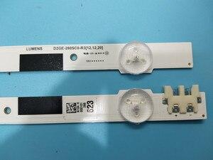 Image 3 - Светодиодная лента для подсветки телевизора Samsung, 28 дюймов, UE28F4000, для тв, для Samsung, для моделей HG28EB4, 4, 5, 9, 9, 9, 9, 9, 9, 9, 9, 9, 9, 9, 9, 9,