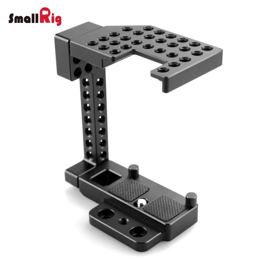 ФОТО SmallRig Aluminum Alloy Camera Cage DSLR Rig with 1/4