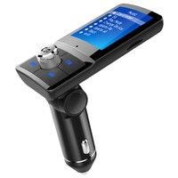 FM Bluetooth быстрое устройство для зарядки Автомобильный передатчик Беспроводной Mp3 плеер Hands Free Dual USB автомобильное радио FM модулятор