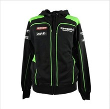 2017 Por Fuera  Hoodie Sweat Moto Gp Sweatshirts for KAWASAKI team