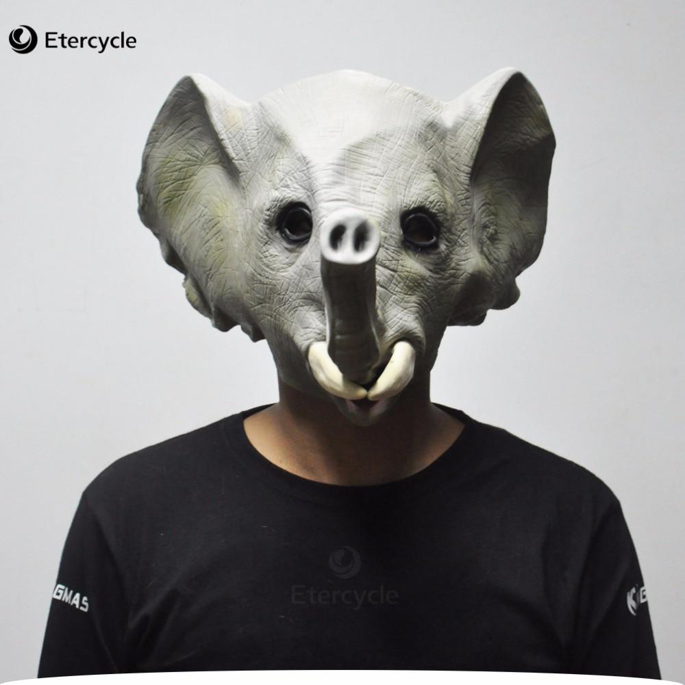 Elephant Masks ...