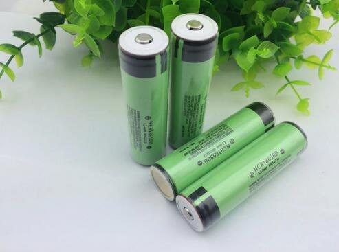 4 pcs/Lot Protected 100% Original NCR18650B 18650 Rechargeable battery 3400 mAh with 3.7V PCB for panasonic + Free shipping 2pcs lot new protected original 18650 battery 3 7v 3400mah ncr18650b li ion rechargeable batteries for panasonic free shipping