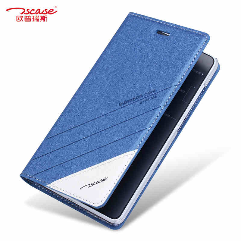 Luxury Stand Magnetic Pu Flip Smart Case For Xiaomi Redmi 4 Standard Redmi 4 Prime Redmi
