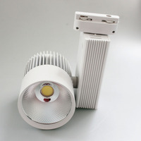 Free Shipping LED Tract Light 30w Spot Light For Shopping Mall Cloth Shop AC85 265V COB