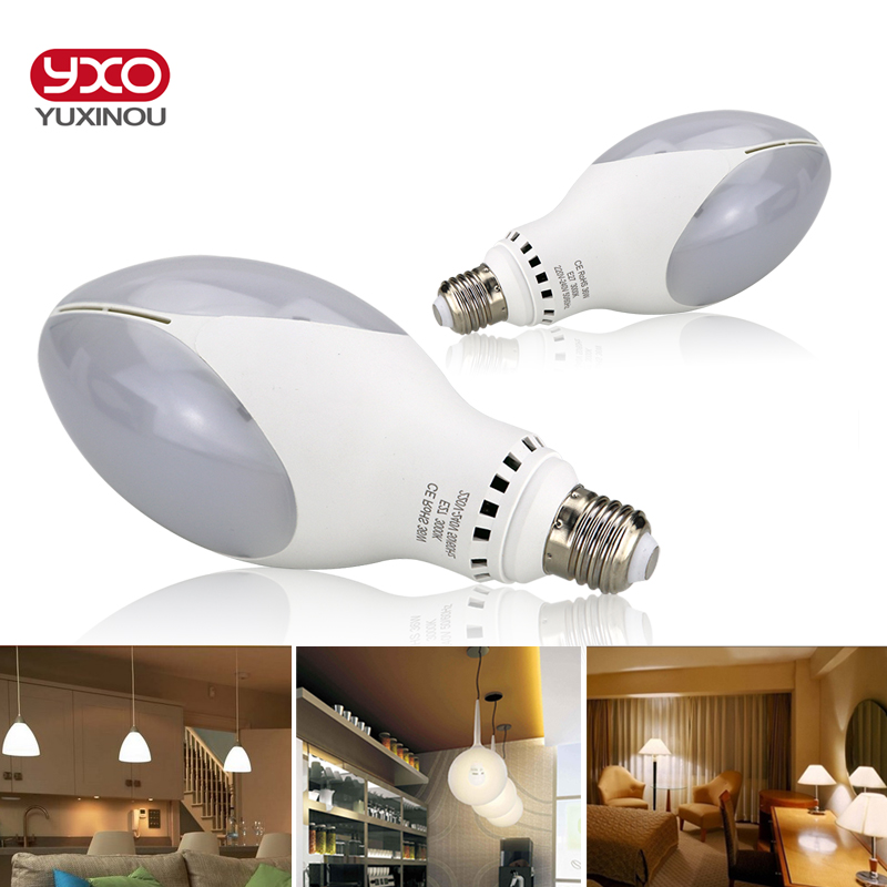 1pcs LED Bulb E27 Real Power 36W 220V 230V Cold White/Warm White High Brightness Lampada LED Bombillas LED Spotlight Table lamp 2pcs led bulb lamp e27 real power 3w 5w 7w 9w 12w 15w 220v cold white warm white lampada led high brightness ceiling night light