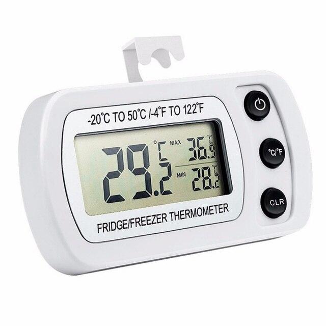 1 pz LCD Digitale Termometro Frigorifero Sensore di Temperatura del Congelatore