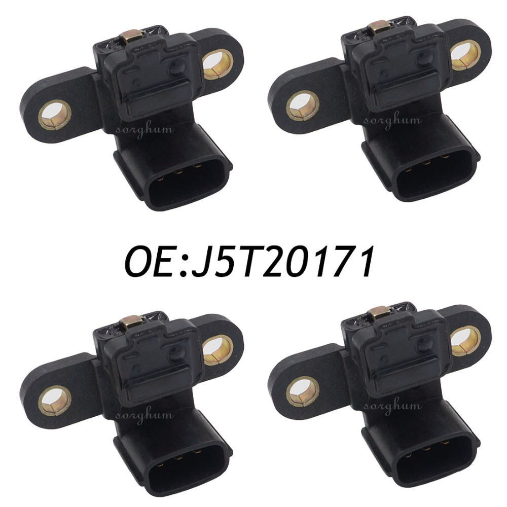 1997 Mitsubishi Mirage Camshaft: 4PCS Crankshaft Crank Position Sensor For Mitsubishi Lancer Mirage J5T20171 MR560132 5s1854