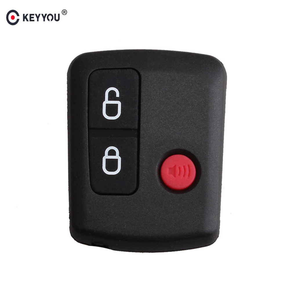KEYYOY Car Remote 3 Buttons Replacement Car Key Fob 433MHz For Ford Falcon BA BF Territory SX SY 2002 2003 2004 2005 2006 2007KEYYOY Car Remote 3 Buttons Replacement Car Key Fob 433MHz For Ford Falcon BA BF Territory SX SY 2002 2003 2004 2005 2006 2007