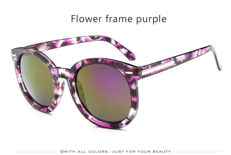 HTB1AhHGSXXXXXX8aXXXq6xXFXXXJ - Marbling Sunglasses Women Round Frame PTC 268