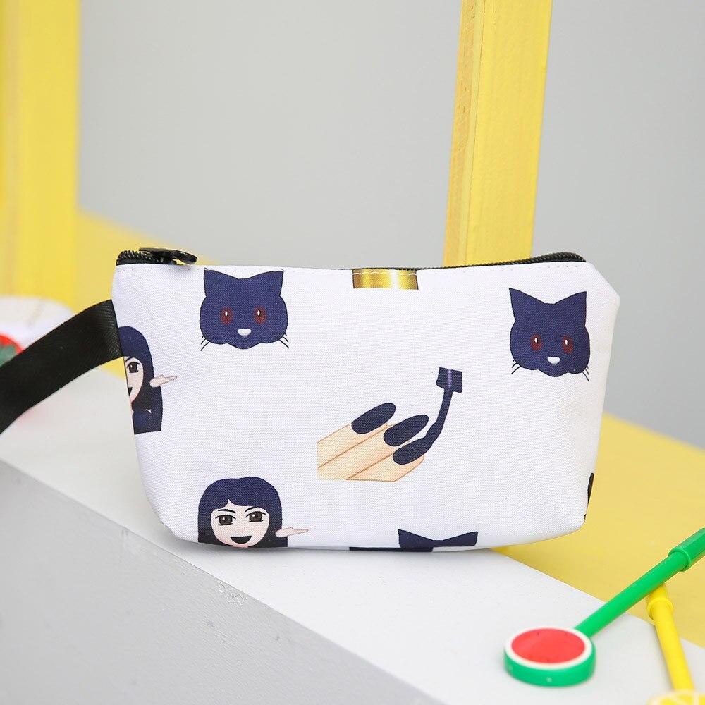 Aliexpress Women Fashion Lady Emoji Thin Purse Long Clutch Wallet Bag Coin Monederos Mujer Monedas Whole Free Shipping From