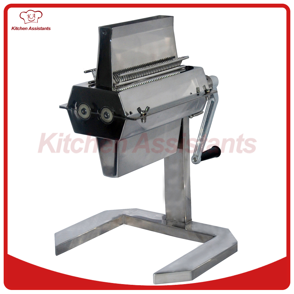 MTS720 stainless steel made manual kitchen blade meat tenderizer machine metsan mts 150 purple