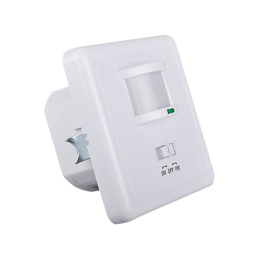 Etouch 220V AC 9m Auto ON OFF PIR Infrared Motion Sensor Switch with time and lux adjustable for LED lights bulbs (10pcs ET031) корм сухой для собак мелких пород royal canin mini light weight care