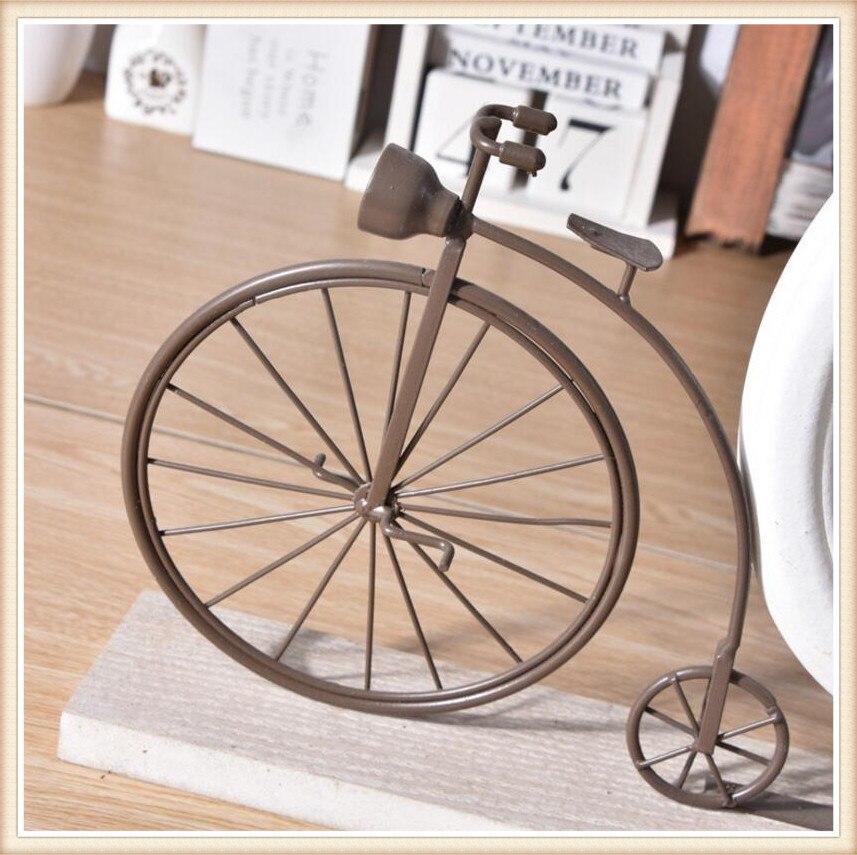 Europäischen stil eisen fahrräder bilderrahmen kunsthandwerk Holz ...