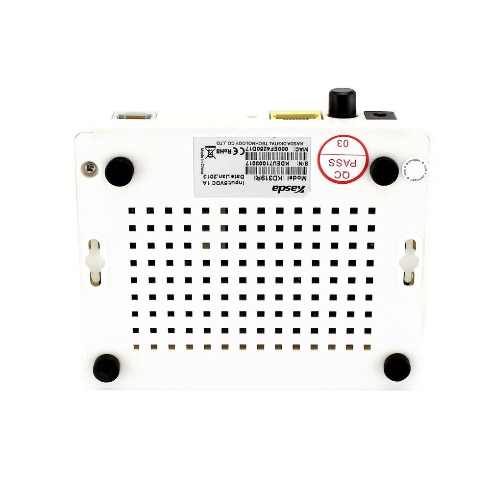 Kasda KD318RIBUK Ethernet ADSL2+ Router Wired Single LAN Port Home ...