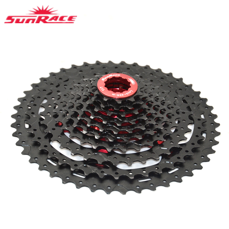 sunrace CSMS3 11 46T 10 Speed 10s Wide Ratio MTB Mountain Bike Bicycle Parts Cassette Sprockets and Rear Hanger Extension Bundle|Bicycle Freewheel| |  - title=