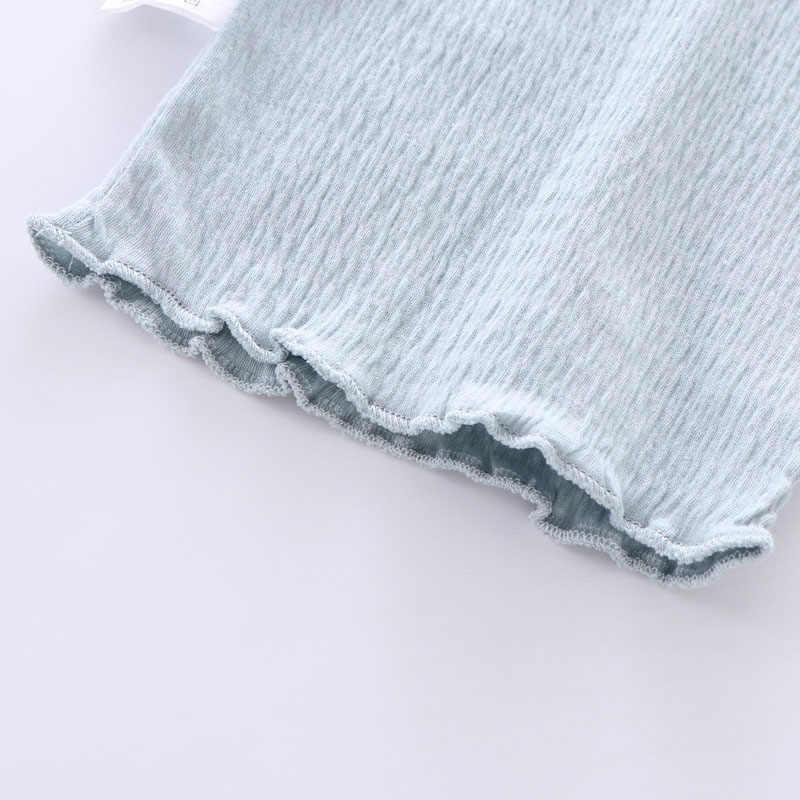 Bebé Bellyband Baberos para recién nacido Hospital Cuidado del vientre banda de algodón de Color sólido recién nacido del bebé del vientre del bebé desgaste de ropa de protección