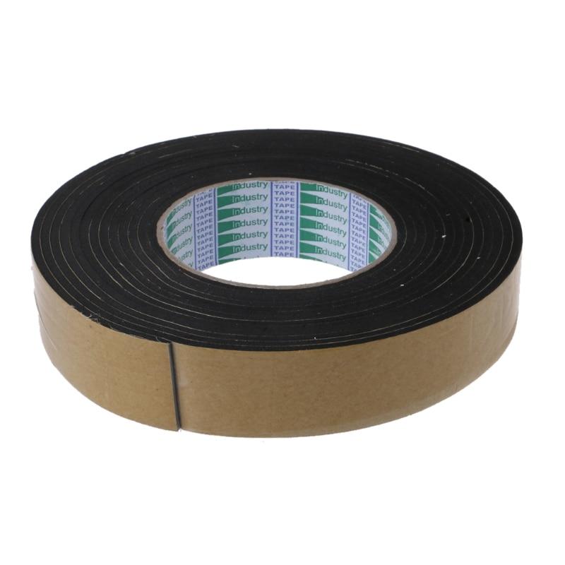 Eva Foam Tape Enkelzijdige Zelfklevende Waterdichte Tochtstrips Deur Seal Tapes