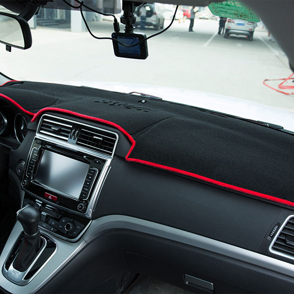 Car Dashboard Covers Mat For Ford Fiesta ST With