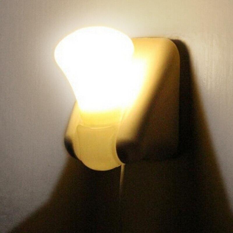 Новые 3led свет ночные огни умный дом прикроватная лампа ящик лампа шкаф лампа тянуть/шкаф вечерние Декор свет