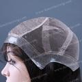 """Тонкая кожа pu вокруг Шелк лучших 4 """"x 4"""" скрытый узел full lace парики очень естественно волосяного покрова часть свободный стиль 8 дюйм(ов) до 24 дюйм(ов) парики"""