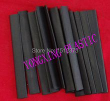 цена на 200pcs(20Meter) /lot 7.0mm 10cm length pvc heat shrink tube ratio 2:1 sleeving