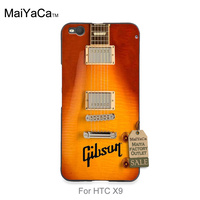 MaiYaCa  Luxury Quality PC Phone Case For HTC One x9 case Guitar American Music  Acoustic Sunburn